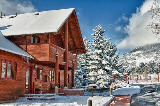 Rams Horn Village Resort: Four Season Resort Winter