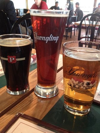 Maroon's: You'll find all Yuengling on tap!
