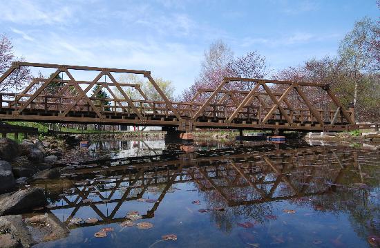 Abashiri, Giappone: 鏡橋