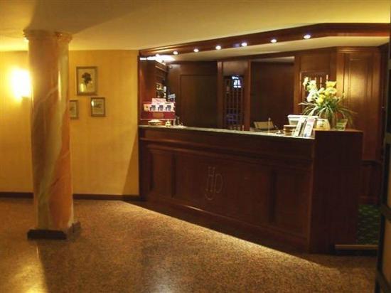 VIME Pasteur: Lobby view