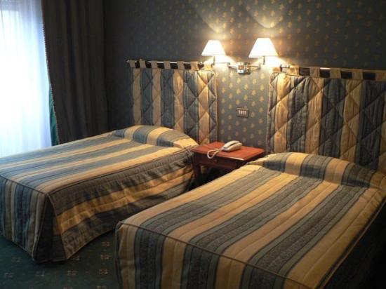 VIME Pasteur: Guest room