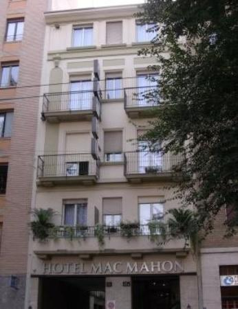 Photo of MacMahon Hotel Milan