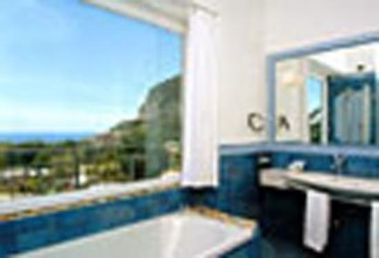 Hotel La Floridiana: Room