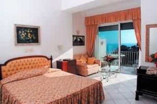 Hotel La Floridiana: Room 39