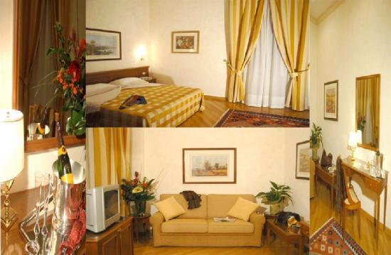 Rome Central Suites: Promo