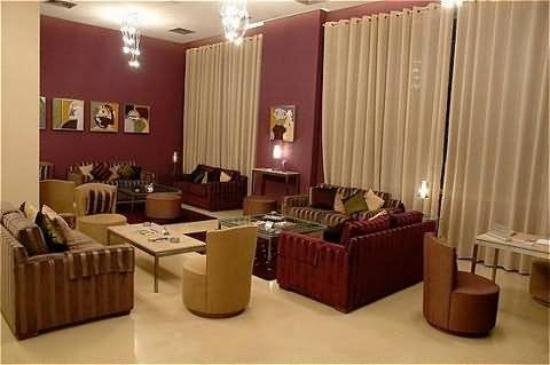 Golden Tulip Hotel de Ville: Interior