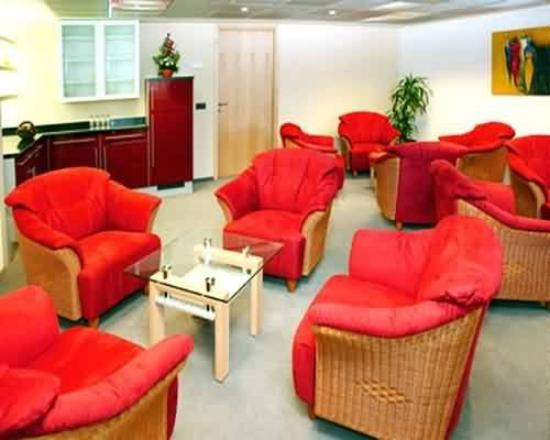 Hotel-Restaurant Stand Inn: Lounge