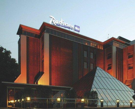 Radisson Blu Ridzene Hotel: Exterior