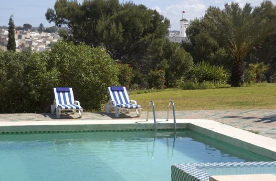 Golden Tulip Farah Safi : Swimming Pool