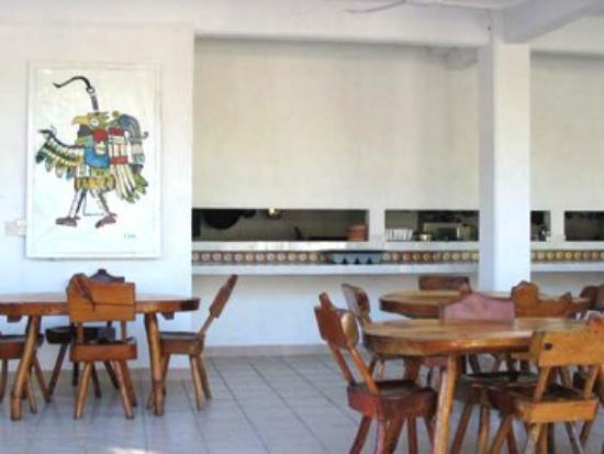 Best Night La Laguna Hotel: Breakfast Area