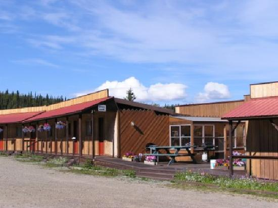 White Moose Lodge: Getting ready for the 2012 season!