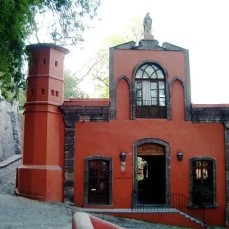 Belmond Casa de Sierra Nevada: Casa Parque