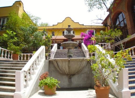 Hotel Hacienda del Molino: Principal