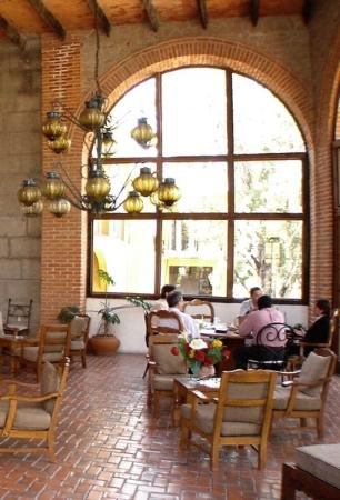 Hotel Hacienda del Molino: Lobby