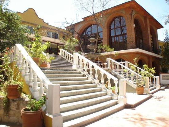Hotel Hacienda del Molino: Exterior