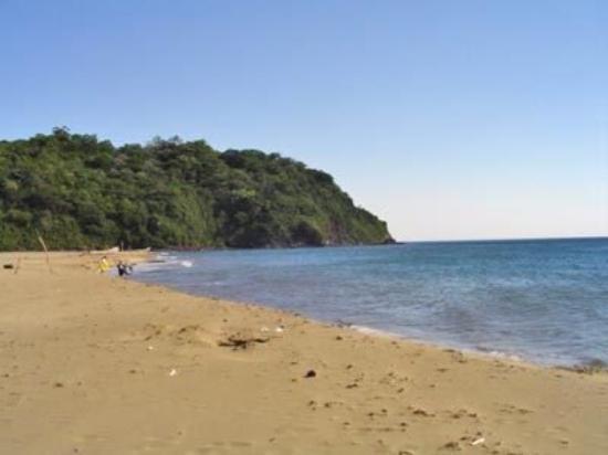 Parador Turistico Icacos: Front beach view