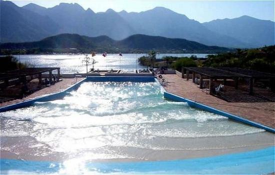 El Cercado, Meksiko: Pool view