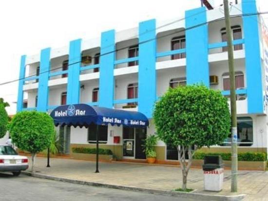 Hotel Star: Exterior