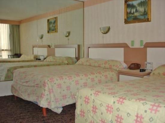 Reforma Avenue Hotel: Double room