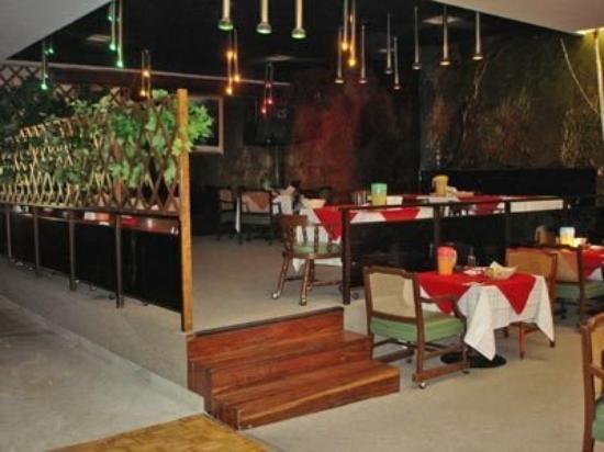 Reforma Avenue Hotel: Restaurant