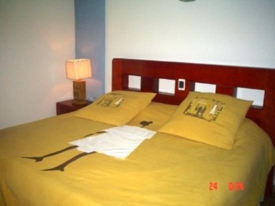 Hotel Suites De Reyes: Suite