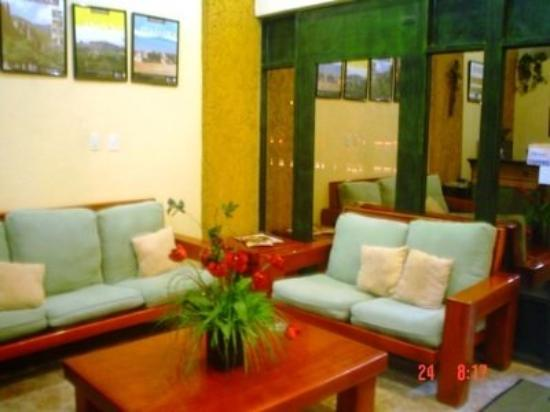 Hotel Suites De Reyes: Lounge