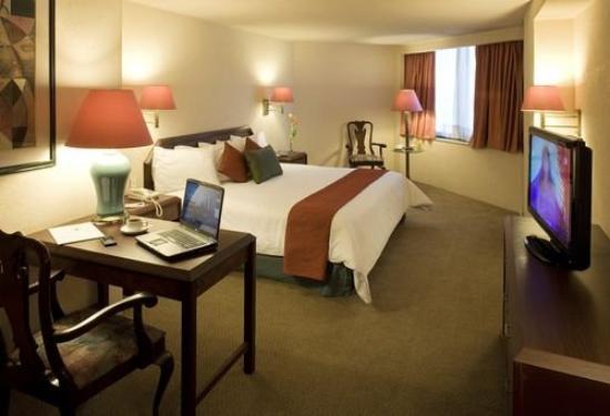 La Joya Pachuca: Guest Room