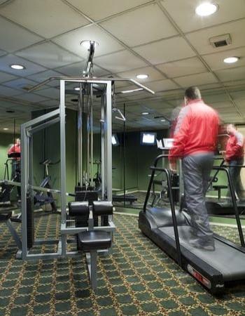 La Joya Pachuca: Gym