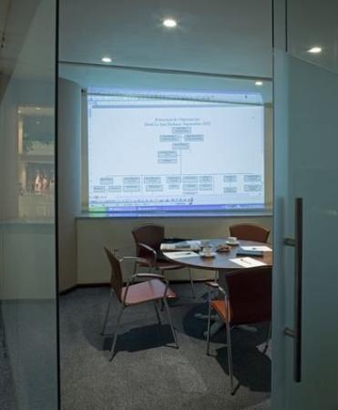 La Joya Pachuca: Meeting Room