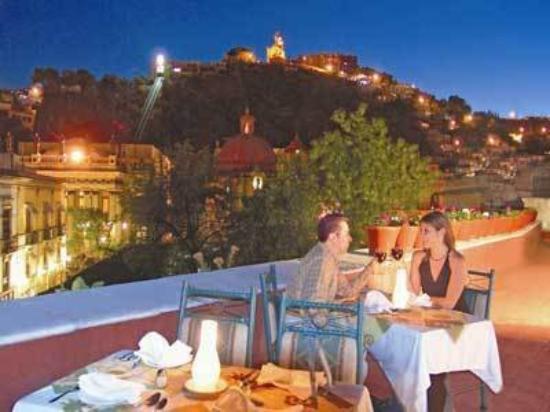 Posada Santa Fe: Restaurant