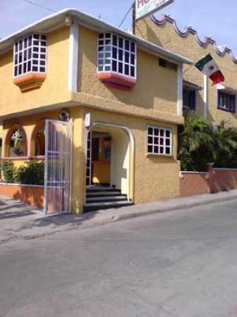 Hotel Bahia: View from the outside