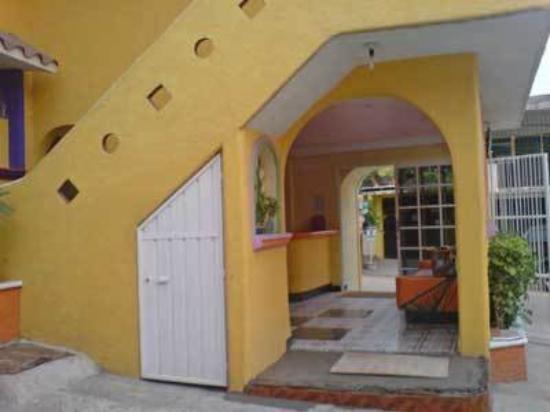 Hotel Bahia: Stairs