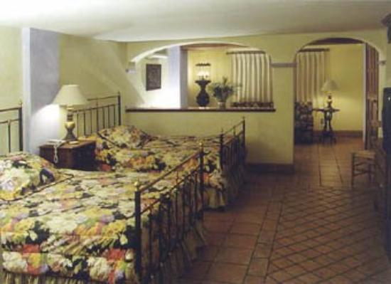 هوستل دي لا نوريا: Guest Room