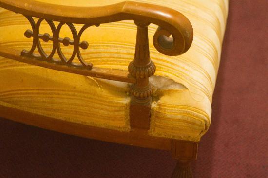 نوب هيل هوتل: Period Piece, probably from the late 1800's