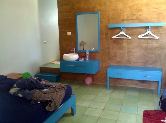 La Villada Inn: Our room