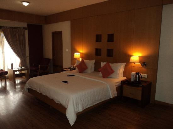 Meadows Residency - Ooty: Love Dale room