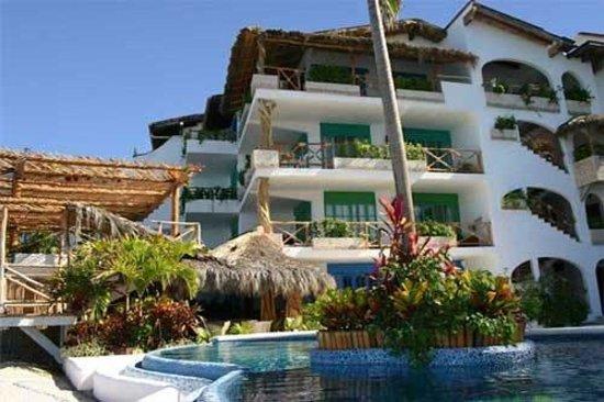 Playa Fiesta BeachClub & Hotel: Exterior  view