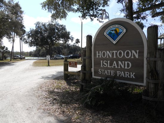 Hontoon Island State Park