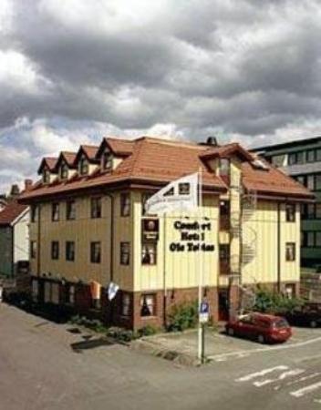 Comfort Hotel Ole Tobias: Exterior