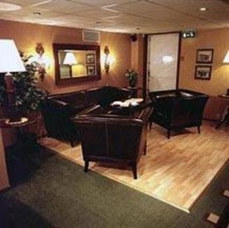 Comfort Hotel Ole Tobias: Lobby