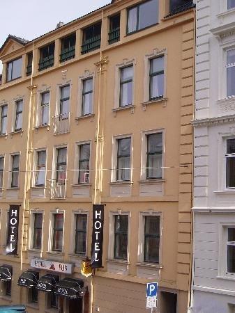 Bergen Travel Hotel: Hotel