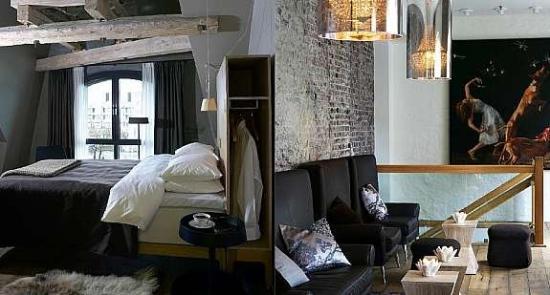 Hotel Brosundet: Interior