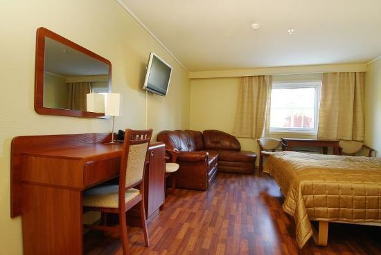 Gardermoen Hotel B&B: Guest Room
