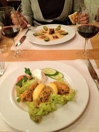 Photo of Mediterranean Restaurant Kelim at Steinenbachgasslein 3, Basel, Switzerland