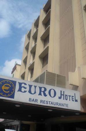 Euro Hotel: Exterior View