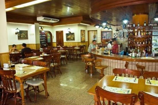 Hotel Veracruz: Restaurant