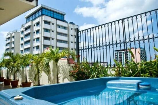 Hotel Veracruz: Health Club
