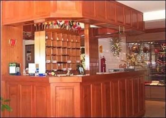 Hotel Pachacuteq: Interior