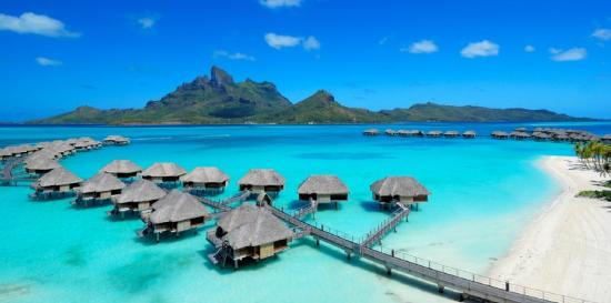Four Seasons Resort Bora Bora: BORExterior