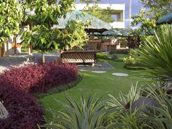 Leisure Coast Resort: Garden